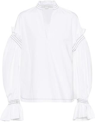 Jonathan Simkhai Cotton shirt