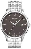 Tissot Men's Tradition T063.610.11.067.00 Stainless-Steel Swiss Quartz Watch