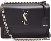 Saint Laurent Sunset medium leather cross-body bag