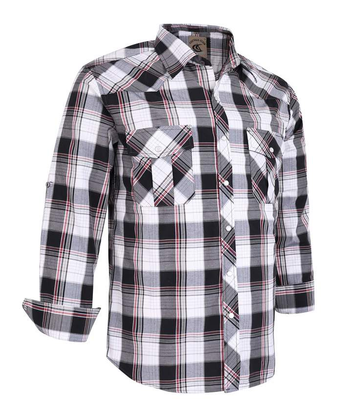 e409d641406 Snap Button Shirt - ShopStyle Canada