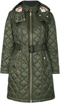 Burberry Trench trapuntato Baughton jacket - women - Polyester - XL