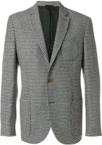 Ermanno Scervino houndstooth jacket - men - Spandex/Elastane/Cupro/Virgin Wool - 48