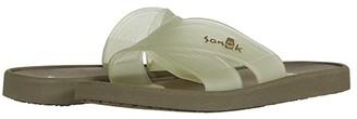 Sanuk Beachwalker Slide TX (Desert Sage) Women's Slide Shoes