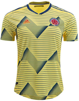 adidas Men Colombia National Team Authentic Home Jersey