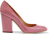 Thumbnail for your product : Sergio Rossi Patent-leather Pumps