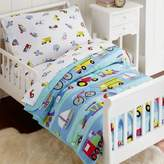 Olive Kids On the Go 4-Piece Toddler Bedding Set in Blue