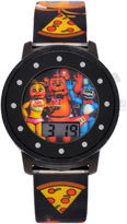 Character Five Nights At Freddy'S Boys Multicolor Strap Watch-Fnf4035jc