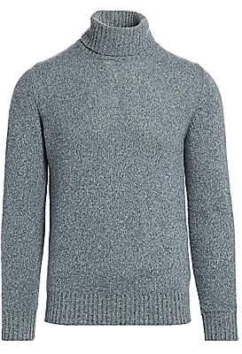 Loro Piana Men's Cashmere Turtleneck Sweater