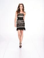 Mon Cheri Shorts by Mon Cheri - MCS21651 Dress