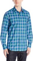 Robert Graham Men's Hermey Long Sleeve Woven Shirt