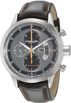 Raymond Weil Men's Swiss Automatic Titanium Dress Watch, Color:Brown (Model: 7745-TIC-05609)