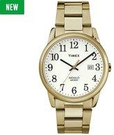 Timex Men's Easy Reader Gold Tone Bracelet Watch