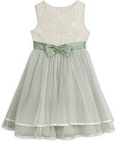 Rare Editions Layered Ballerina Dress, Toddler & Little Girls (2T-6X)