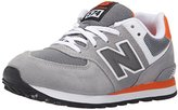 New Balance KL574 Lifestyle Pre Running Shoe (Little Kid)