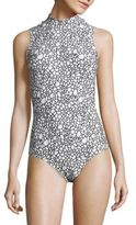 Cover Ashley Printed One-Piece Swimsuit