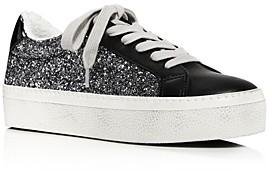 Aqua Play Lace Up Platform Sneakers - 100% Exclusive