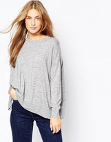 Asos Oversized Sweater in Alpaca Mix