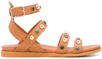 Carvela Kingston embellished sandals