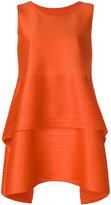 Pleats Please By Issey Miyake pleated swing dress