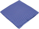 STAFFORD Stafford Gingham Pocket Square