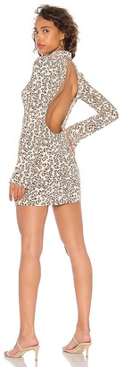 L'Academie The Karli Mini Dress