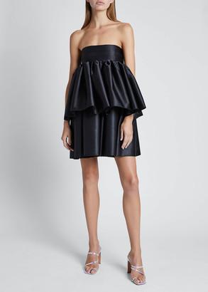 Rotate by Birger Christensen Carmina Strapless Dress