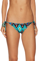 Vix Paula Hermanny Rumis Ripple Tie Full Bikini Bottom