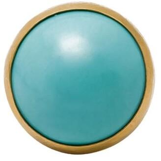 Gurhan 24kt gold Rune ring