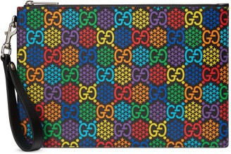 Gucci GG Psychedelic pouch