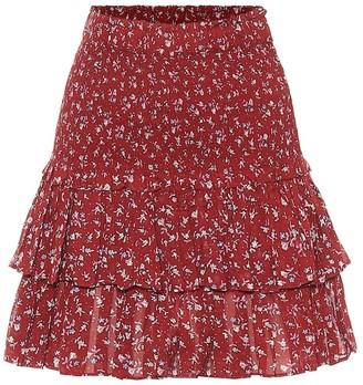 Etoile Isabel Marant Naomi cotton voile miniskirt
