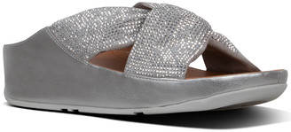 FitFlop Twiss Crystal Slide