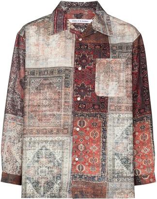 Children Of The Discordance Personal patchwork shirt