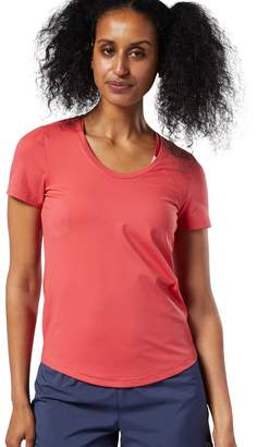 Reebok Short-Sleeved Round Neck T-Shirt