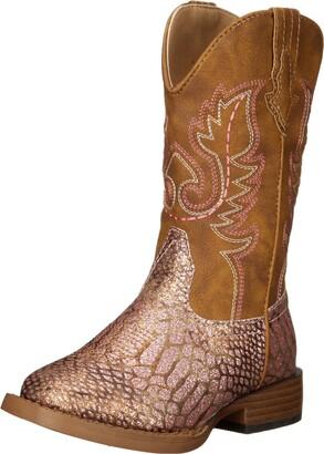 Roper Girls Glitz Western Boot