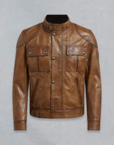 Belstaff Gangster 2.0 Leather Jacket