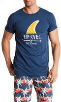 Rip Curl Singles Classic Graphic Tee