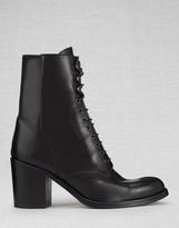 Belstaff Hindley Short Boots Black