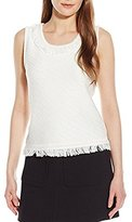 T Tahari Women's CICI Sweater