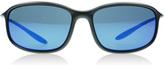 Serengeti Sestriere Sunglasses Satin Black 8110 Polariserade 60mm