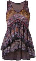 Cecilia Prado knitted blouse - women - Viscose - P