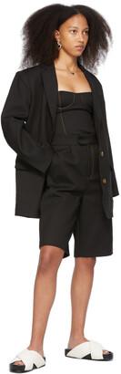 Sir. Black Maxe Bustier Camisole