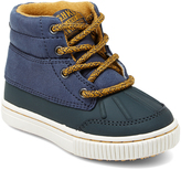 Osh Kosh Blue & Gray Bandit Ankle Boot