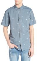 Vans Men's Houser Print Woven Shirt