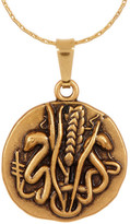 Alex and Ani Rulers of the Woods Reed Expandable Necklace