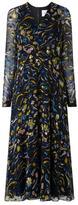 LK Bennett Ally Print Viscose Dress
