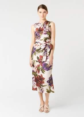 Hobbs Thao Floral Dress
