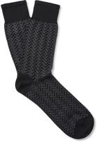 Missoni - Patterned Cotton Socks