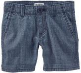 Osh Kosh Chambray Shorts