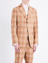 Vivienne Westwood Checked cotton jacket