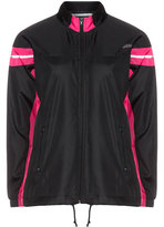 Studio Plus Size Sports jacket from fabric mix